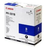 Original Ink Cartridge Canon PFI-301B (1494B001) (Blue)