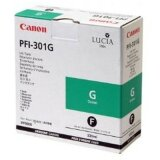 Original Ink Cartridge Canon PFI-301G (1493B001) (Green)