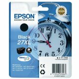 Original Ink Cartridge Epson 27xl (C13T271140) (Black) for Epson WorkForce WF-3640 DTWF
