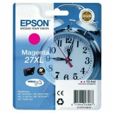 Original Ink Cartridge Epson 27xl (C13T271340) (Magenta) for Epson WorkForce WF-3640 DTWF