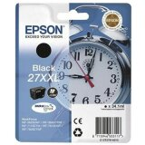 Original Ink Cartridge Epson 27xXl (C13T279140) (Black) for Epson WorkForce WF-3640 DTWF
