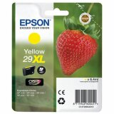 Original Ink Cartridge Epson 29XL (C13T29944010) (Yellow)