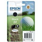 Original Ink Cartridge Epson 34 (C13T34614010) (Black)