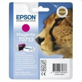 Original Ink Cartridge Epson T0713 (C13T07134010) (Magenta)