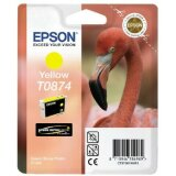 Original Ink Cartridge Epson T0874 (C13T08744010) (Yellow)