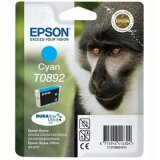 Original Ink Cartridge Epson T0892 (C13T08924011) (Cyan)