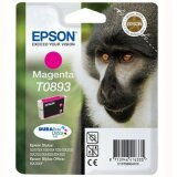Original Ink Cartridge Epson T0893 (C13T08934011) (Magenta)