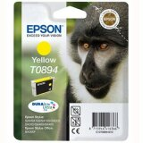 Original Ink Cartridge Epson T0894 (C13T08944011) (Yellow)