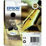 Original Ink Cartridge Epson T1621 (C13T16214010) (Black)