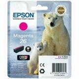 Original Ink Cartridge Epson T2613 (C13T26134010) (Magenta)