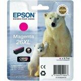 Original Ink Cartridge Epson T2633 (C13T26334010) (Magenta)