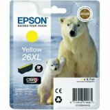 Original Ink Cartridge Epson T2634 (C13T26344010) (Yellow)