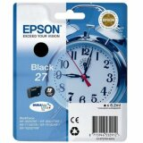 Original Ink Cartridge Epson T2701 (C13T270140) (Black) for Epson WorkForce WF-3640 DTWF