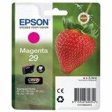 Original Ink Cartridge Epson T2983 (C13T29834010) (Magenta)