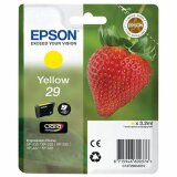 Original Ink Cartridge Epson T2984 (C13T29844010) (Yellow)