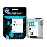 Original Ink Cartridge HP 10 (C4844A) (Black) for HP Officejet 9110