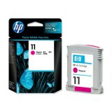 Original Ink Cartridge HP 11 (C4837A) (Magenta) for HP Color Printer cp1700 PS