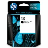Original Ink Cartridge HP 13 (C4814A) (Black) for HP Color Printer cp1700 PS