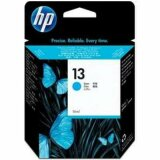 Original Ink Cartridge HP 13 (C4815A) (Cyan) for HP Officejet 9110