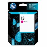 Original Ink Cartridge HP 13 (C4816A) (Magenta) for HP Color Printer cp1700 PS