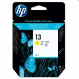 Original Ink Cartridge HP 13 (C4817A) (Yellow) for HP Officejet 9110