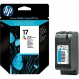 Original Ink Cartridge HP 17 (C6625AE) (Color) for HP Deskjet 827