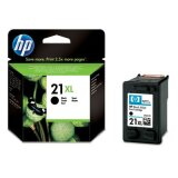 Original Ink Cartridge HP 21 XL (C9351CE) (Black) for HP PSC 1410 XI