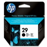 Original Ink Cartridge HP 29 (51629A) (Black) for HP Officejet 700