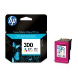 Original Ink Cartridge HP 300 (CC643EE) (Color) for HP Deskjet F4274