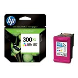 Original Ink Cartridge HP 300 XL (CC644EE) (Color) for HP Deskjet F4274
