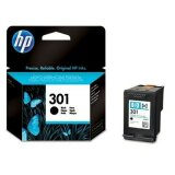 Original Ink Cartridge HP 301 (CH561EE) (Black)