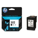 Original Ink Cartridge HP 302 (F6U66AE) (Black) for HP OfficeJet 3832