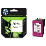 Original Ink Cartridge HP 302 XL (F6U67AE) (Color) for HP OfficeJet 3832