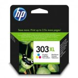Original Ink Cartridge HP 303 XL (T6N03AE) (Color) for HP ENVY Photo 7134