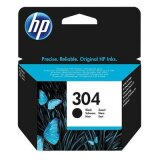 Original Ink Cartridge HP 304 (N9K06AE) (Black) for HP DeskJet 3735 All-in-One