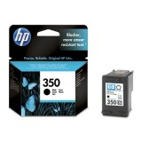 Original Ink Cartridge HP 350 (CB335EE) (Black) for HP Photosmart C4424
