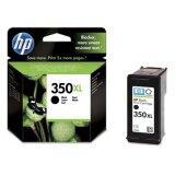 Original Ink Cartridge HP 350 XL (CB336EE) (Black) for HP Photosmart C4424
