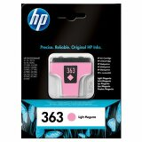 Original Ink Cartridge HP 363 (C8775E) (Light magenta) for HP Photosmart C6180
