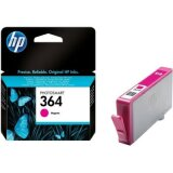 Original Ink Cartridge HP 364 (CB319EE) (Magenta) for HP Photosmart C6300