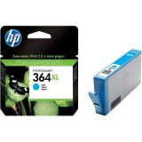 Original Ink Cartridge HP 364 XL (CB323EE) (Cyan) for HP Photosmart 7520