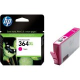 Original Ink Cartridge HP 364 XL (CB324EE) (Magenta) for HP Photosmart 5515 B111h