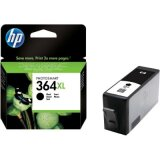 Original Ink Cartridge HP 364 XL (CN684EE) (Black) for HP Photosmart 5514 B111c