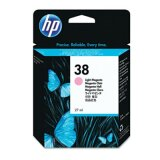 Original Ink Cartridge HP 38 (C9419A) (Light magenta) for HP Photosmart Pro B9100 GP