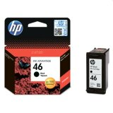 Original Ink Cartridge HP 46 (CZ637AE) (Black) for HP DeskJet Ink Advantage Ultra 4729