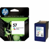 Original Ink Cartridge HP 57 (C6657AE) (Color) for HP Photosmart 7762 W
