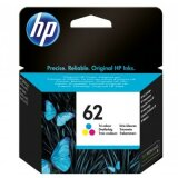 Original Ink Cartridge HP 62 (C2P06AE) (Color) for HP ENVY 5600