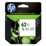Original Ink Cartridge HP 62 XL (C2P07AE) (Color) for HP OfficeJet 5742