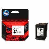 Original Ink Cartridge HP 651 (C2P10AE) (Black)