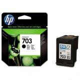 Original Ink Cartridge HP 703 (CD887AE) (Black) for HP Deskjet Ink Advantage K209a