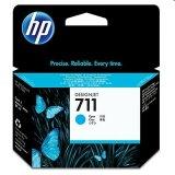 Original Ink Cartridge HP 711 (CZ130A) (Cyan) for HP Designjet T520 - CQ893A